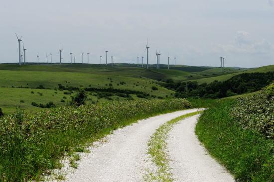 発電風車を振り返る