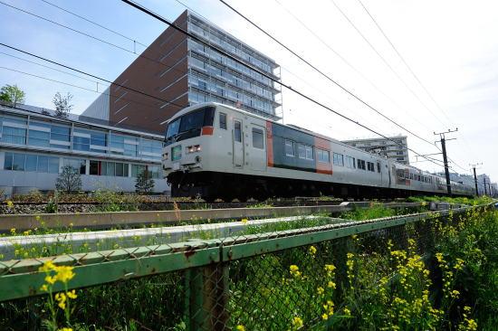 JR横浜線はまかいじ号