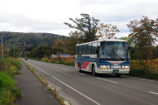 沿岸バス 豊富留萌線