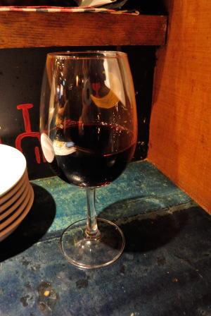 グラスワイン 赤
