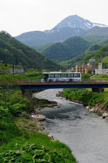 阿寒バス 春日線