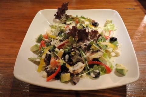 ミックス野菜サラダ