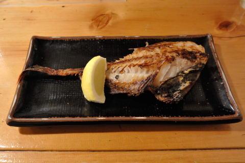 あこう鯛の粕漬け焼き