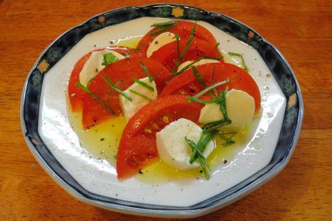 モッツアレラ&トマト