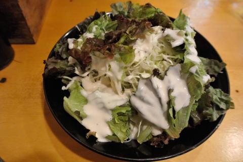 野菜どっちゃりサラダ