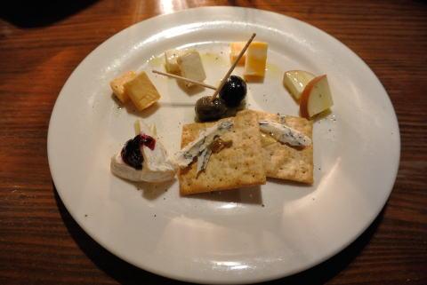チーズちょっとずつ