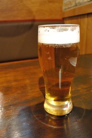 生ビール(プレミアム・モルツ)