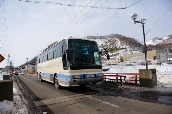 阿寒バス釧路羅臼線