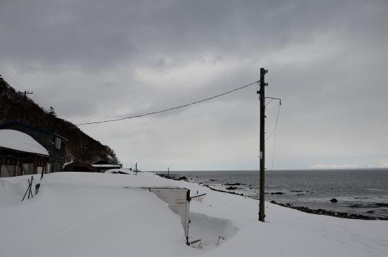相泊の漁業番屋
