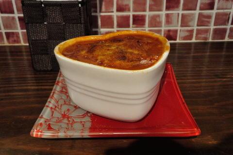 トリッパのトマト煮込みオーブン焼き