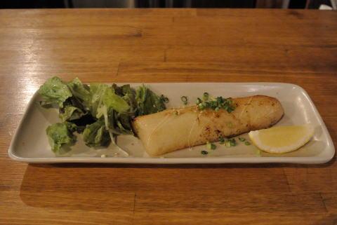 長芋のステーキ(ハーフサイズ)