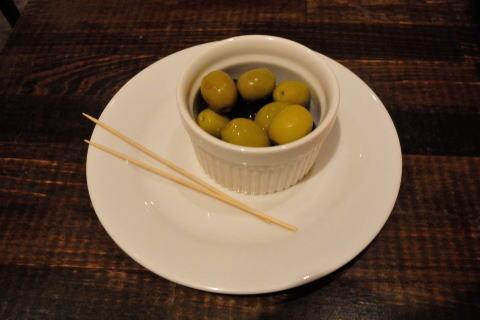 スペイン産オリーブ