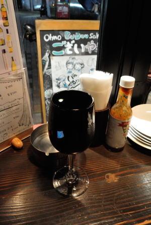 なみなみグラスワイン赤(ハッピーアワー)