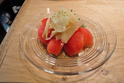 冷しガリトマト