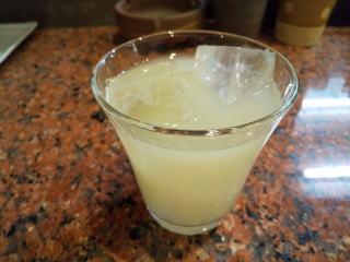 梅の宿柚子酒