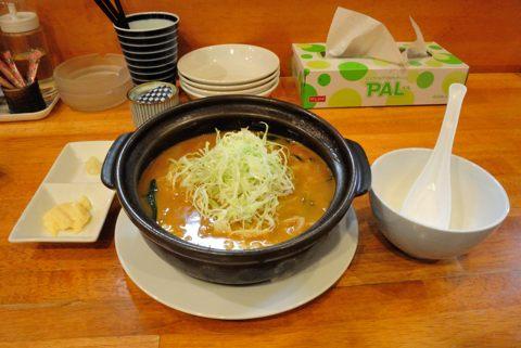 ピリ辛漁師鍋