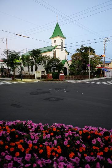 根室キリスト教会