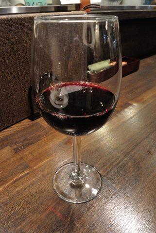 グラスワイン赤(セニョール・ド・ラ・トゥール)