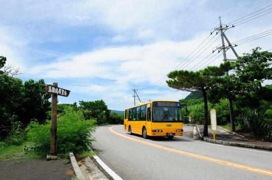 東運輸 「玉取崎」バス停