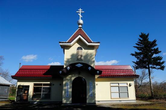 上武佐 ハリストス正教会