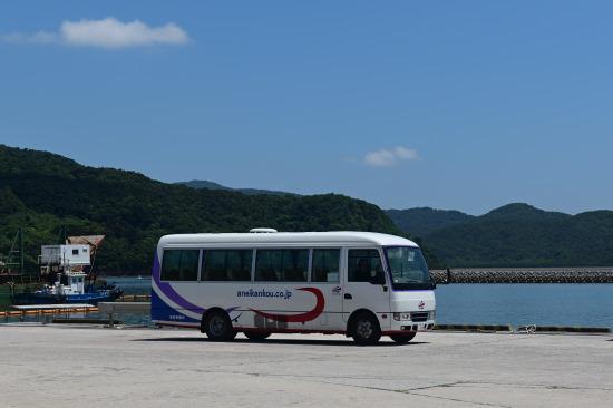 安栄観光送迎バス
