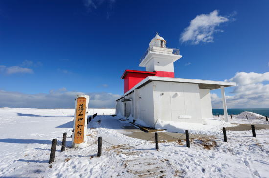 落石岬灯台