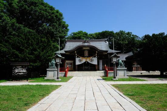 金刀比羅神社・夏