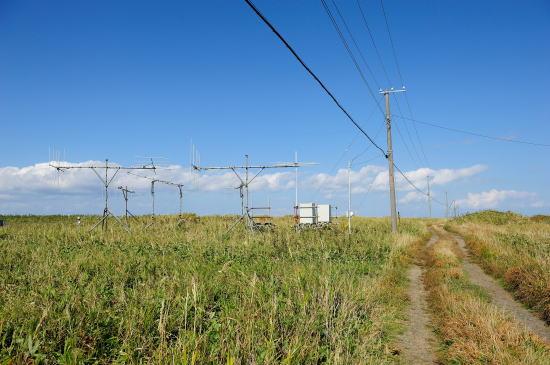 地震電磁気現象観測設備