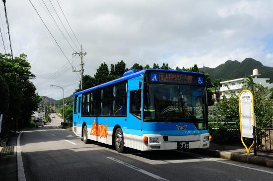 東運輸 川平リゾート線