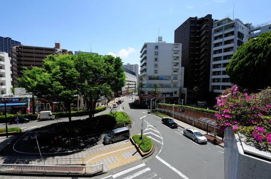相模大野駅南口ロータリ