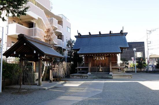 相模大野報徳二宮神社