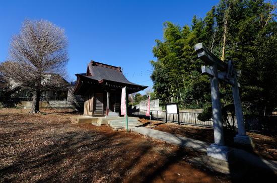 茨山(ばらやま)稲荷神社