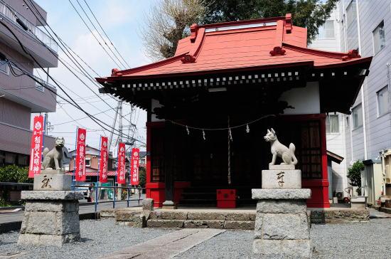 谷口山野稲荷神社