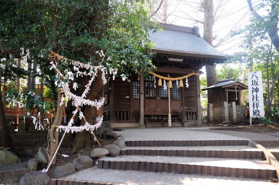 八坂神社 (長嶋神社境内)