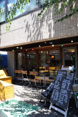 bio ojiyan cafe ビオ・オジヤン・カフェ