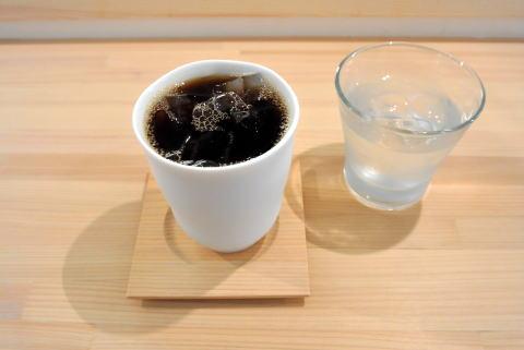 ハンドドリップ アイスコーヒー (タンザニア)