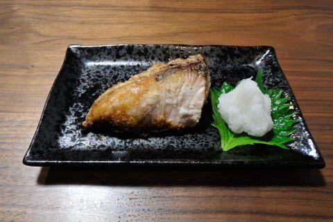 焼き魚(ぶり)