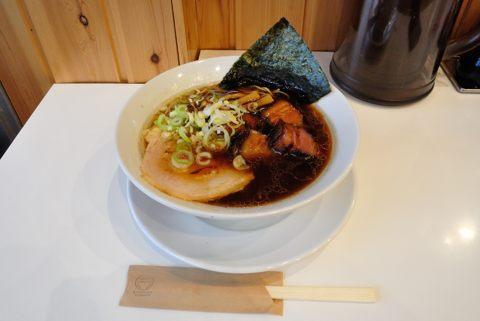 ラフテー醤油らぁ麺