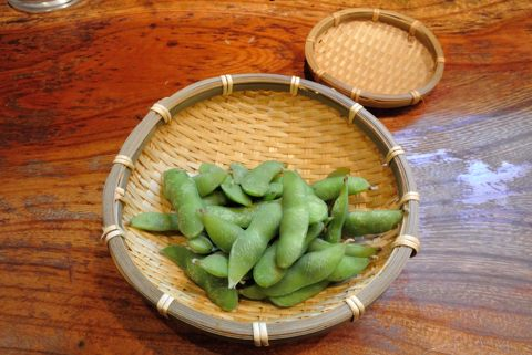 枝豆(茶豆)