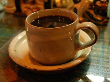 ジャズ&コーヒー「ジス・イズ」