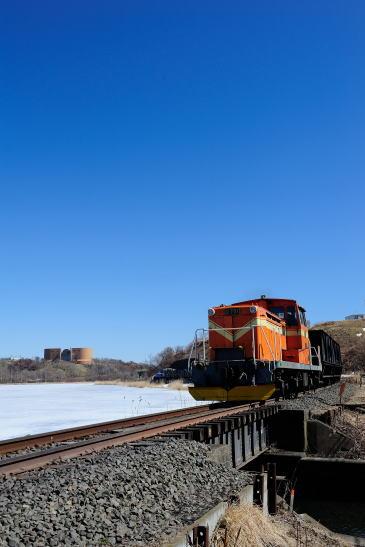 赤い機関車~D701