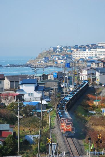 千代ノ浦の町をゆく