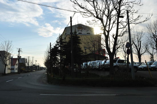 入舟町駅跡?