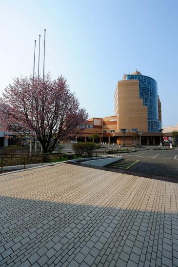 """釧路市生涯学習センター""""まなぼっと幣舞"""""""