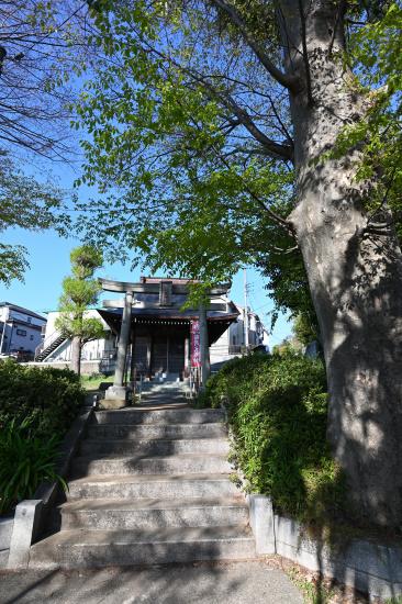 茨山稲荷神社