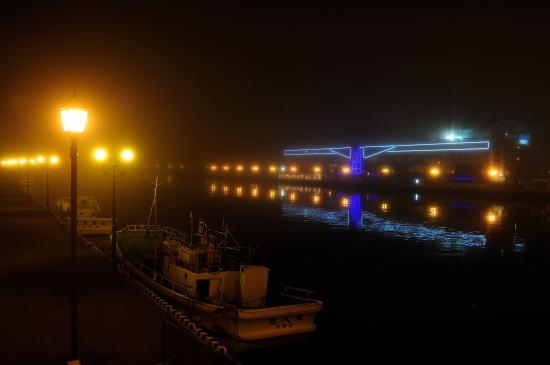霧の夜のMOO
