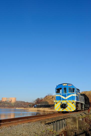 そらいろ機関車~DE601
