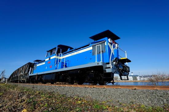 そらいろ機関車~D801