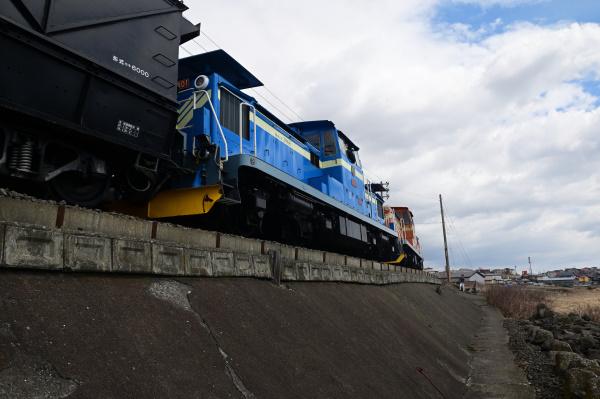 石炭列車さよなら運行