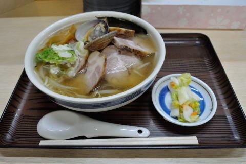 チャーシュー麺(魚醤味)